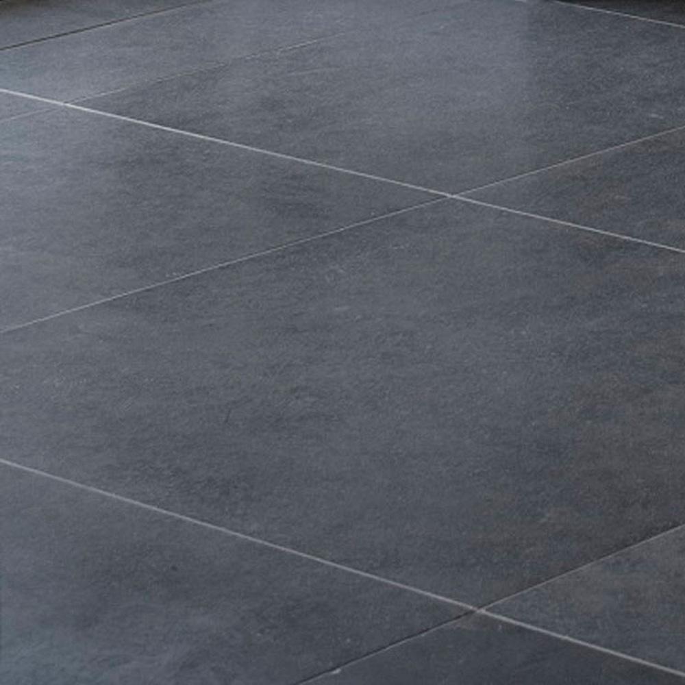 Basalt floor